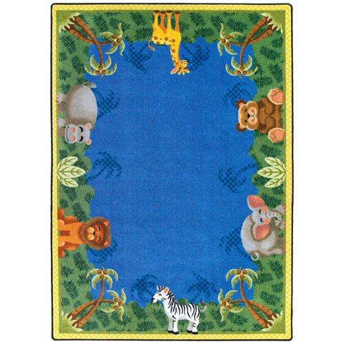 Jungle Friends Area Rug by The Conestoga Trading Co.