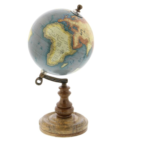 Decorative Globe by Bloomsbury Market