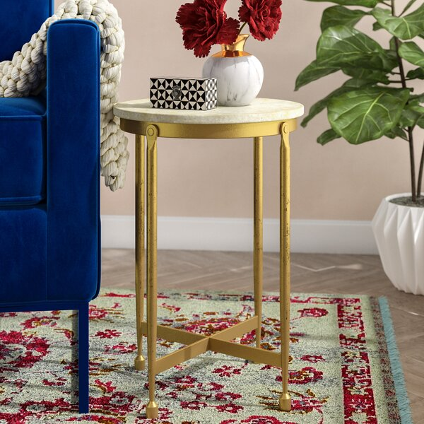 Kline End Table by Willa Arlo Interiors