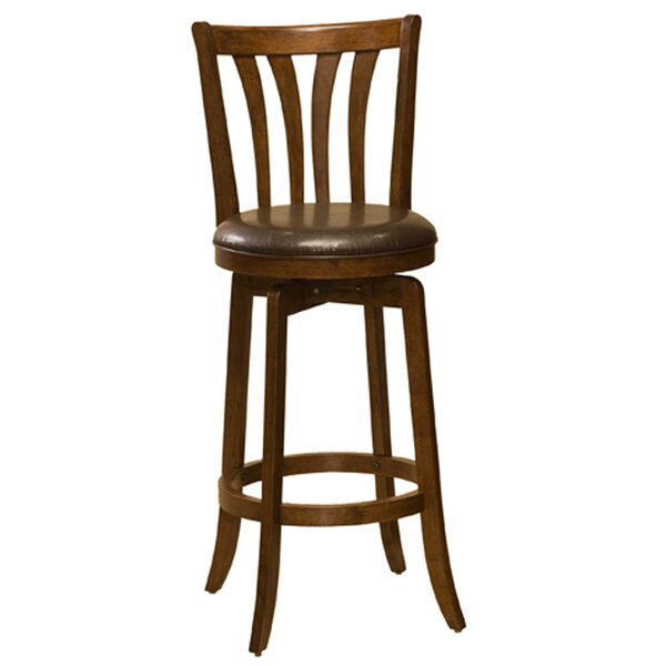 Marland 29.5 Swivel Bar Stool by Darby Home Co