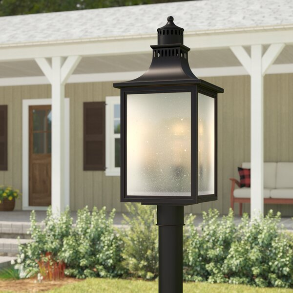 Kennett 3-Light Lantern Head by Laurel Foundry Modern Farmhouse