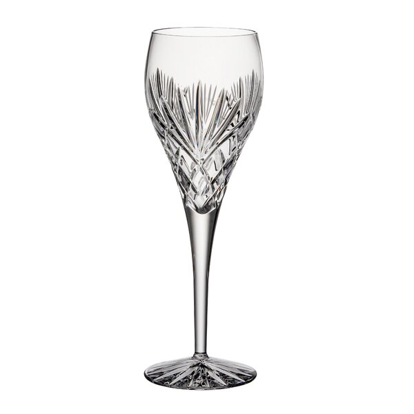 Majestic Lead Crystal 13 oz. Red Wine Glass (Set of 4) by Majestic Crystal