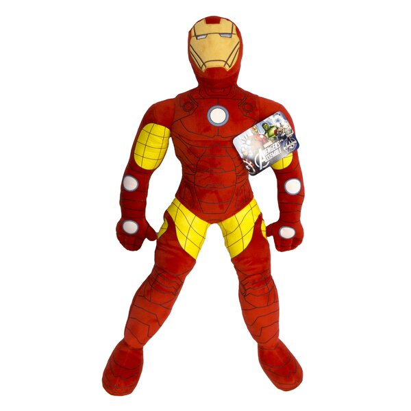 Iron Man Pillow by Marvel