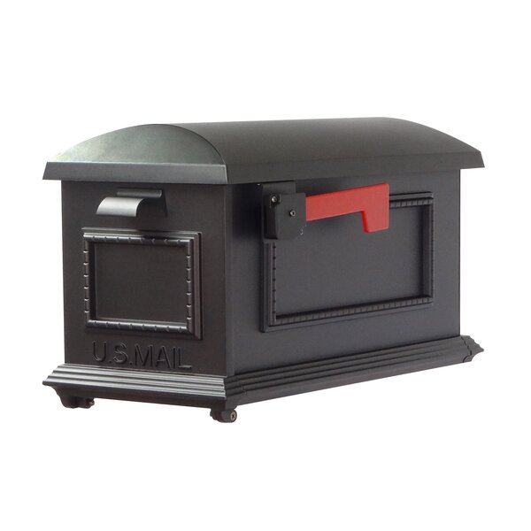 Traditional Post Mounted Mailbox by Special Lite Products