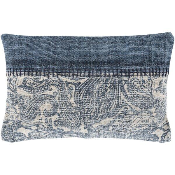 Kyoto Rectangular Lumbar Pillow by Mistana
