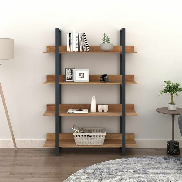 Marley Splicing Standard Bookcase by Williston Forge