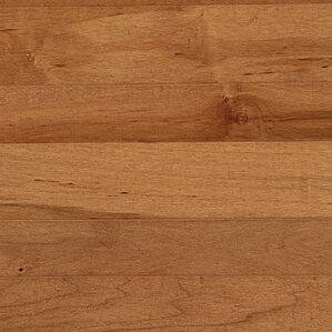 Specialty 5 Solid Maple Hardwood Flooring in Tumbleweed by Somerset Floors