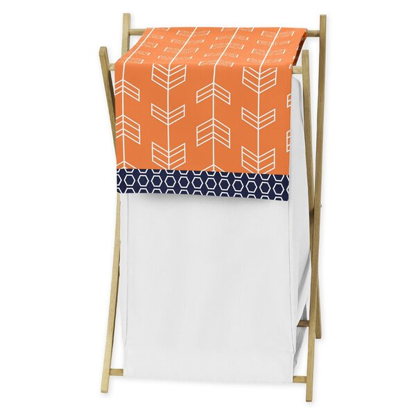 Arrow Laundry Hamper by Sweet Jojo Designs