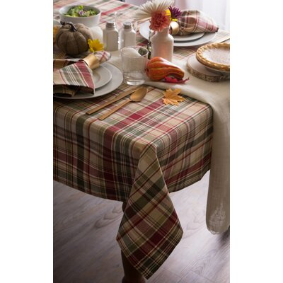 Green Plaid Tablecloths You Ll Love In 2019 Wayfair