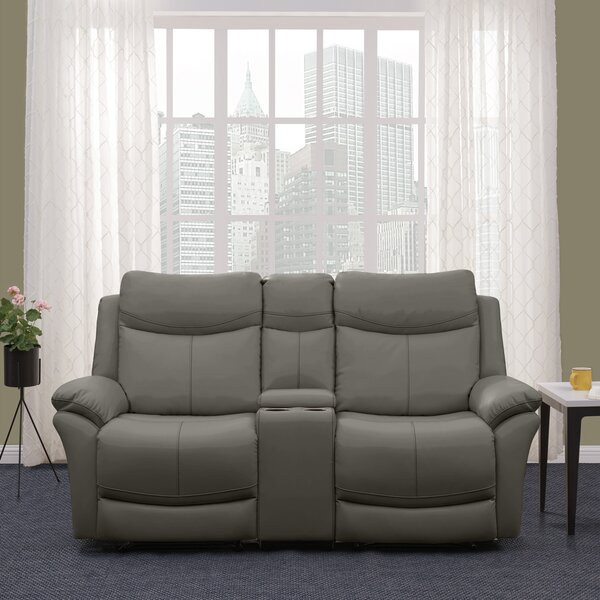 Trendy Modern Cheryll Home Theater Loveseat Row of 2 by Red Barrel Studio by Red Barrel Studio