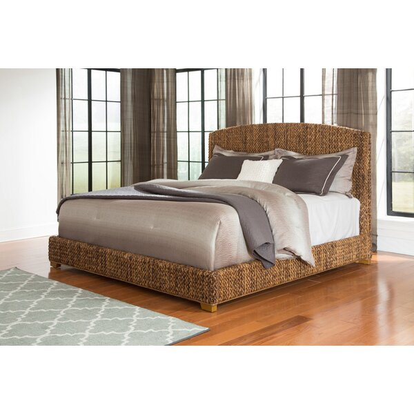 Corley Upholstered Standard Bed by Rosecliff Heights