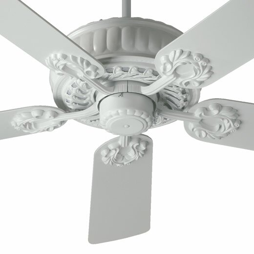 52 Empress 5-Blade Ceiling Fan by Quorum