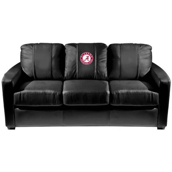 Silver Sofa by Dreamseat