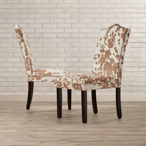 Healdsburg Nailhead Parsons Chair (Set of 2) by Trent Austin Design