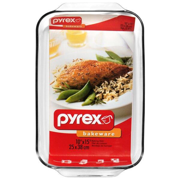 Rectangular Baking Dish (Set of 4) by Pyrex