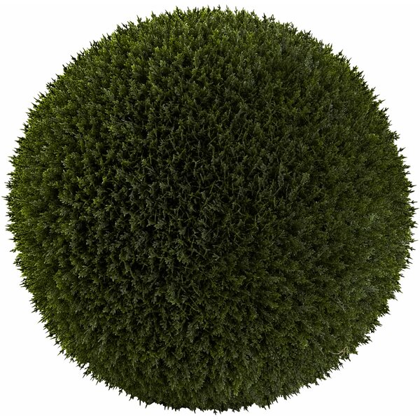 Cedar Ball Grass by Nearly Natural