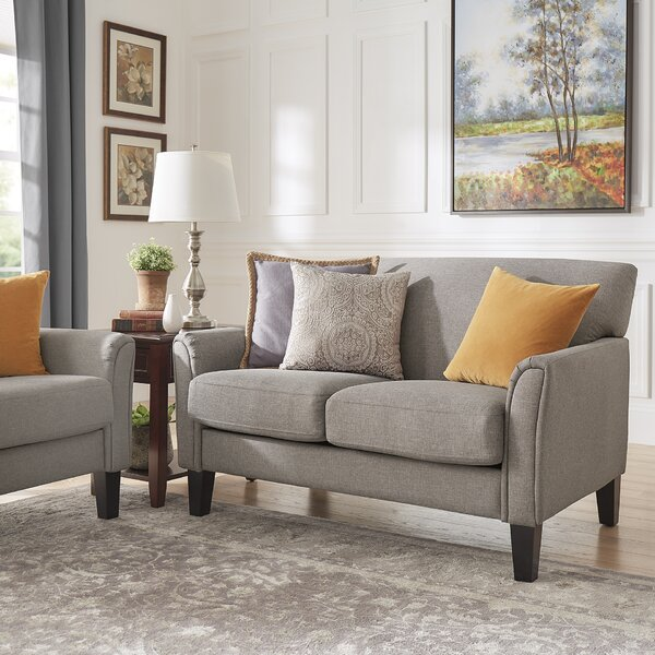 Wydmire Loveseat by Charlton Home