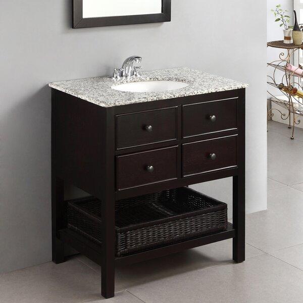 Burnaby 30 Single Bathroom Vanity Set by Simpli Home