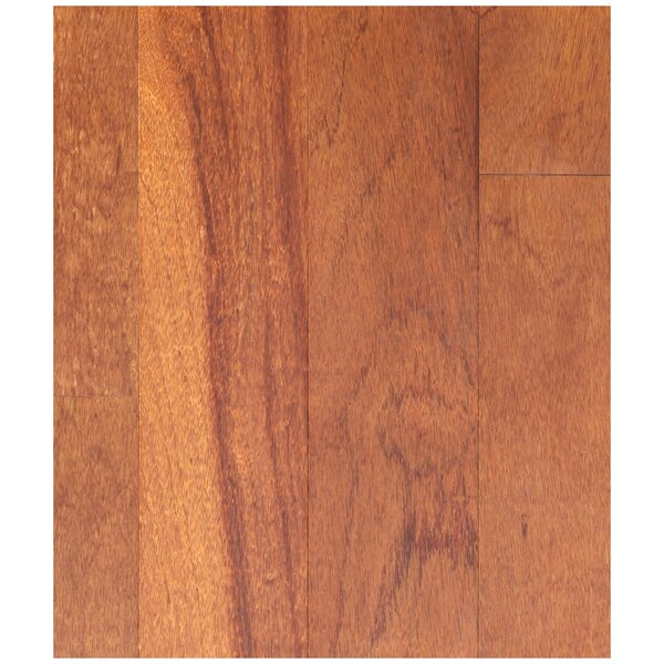 5 Solid African Magnolia Hardwood Flooring in Sienna by Easoon USA