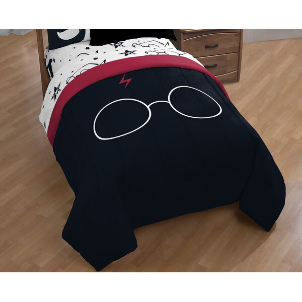 Harry Potter Always Reversible Comforter by Warner Brothers