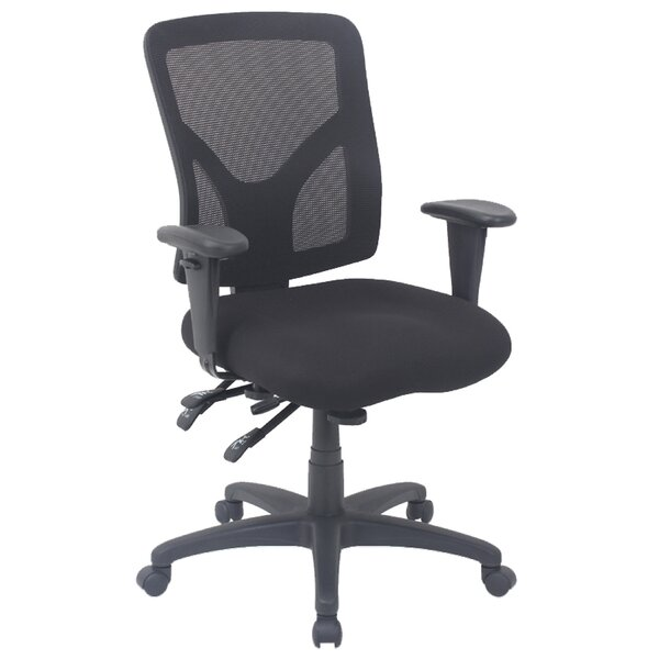 Kowal Mid Back Mesh Office Chair by Symple Stuff