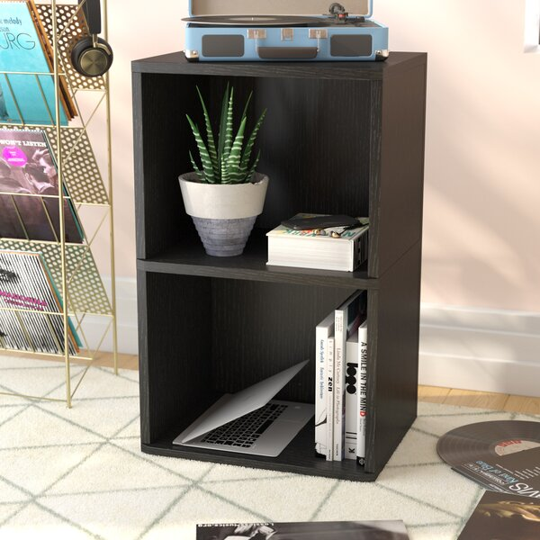 Bellwood Multimedia Dowel Rack Media Storage By Ebern Designs