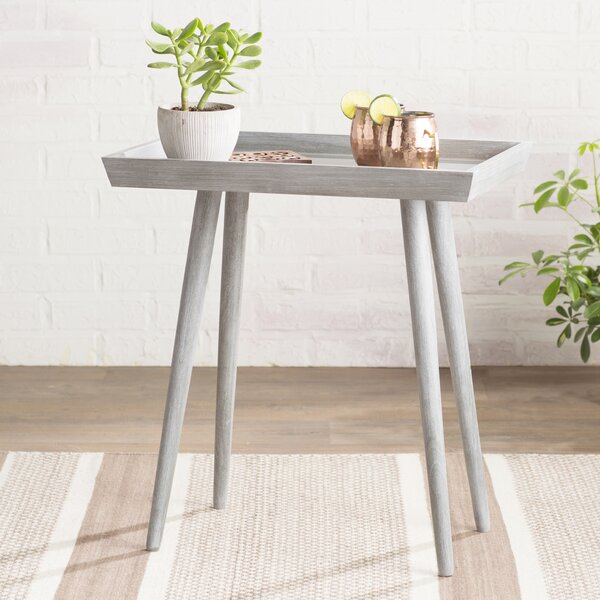 Beem Tray End Table by Mercury Row