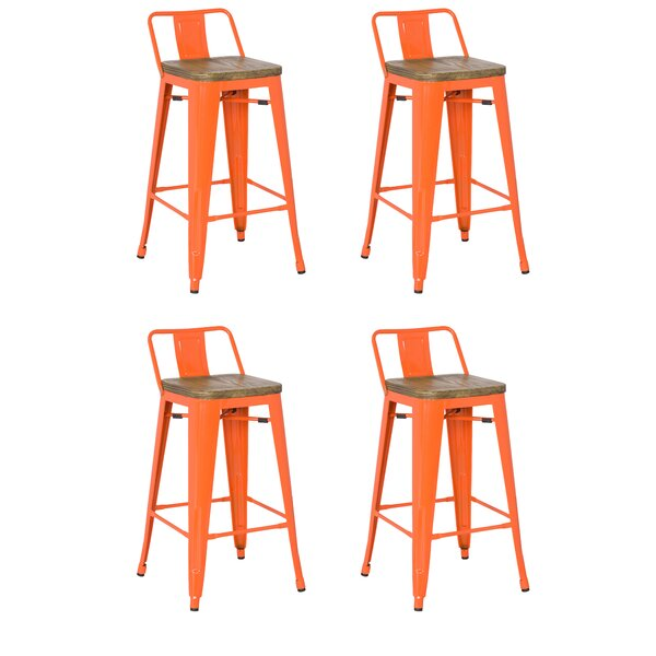 Ellery 30 Bar Stool (Set of 4) by Trent Austin Des
