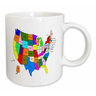 Map Of United States For Kids | Wayfair