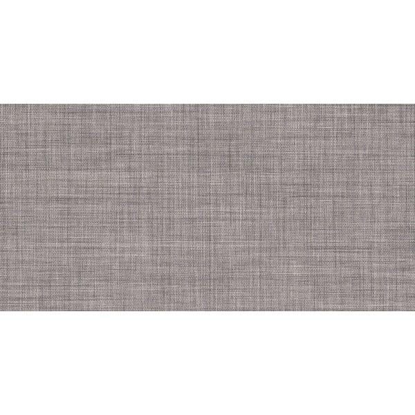 Linen 11 x 23 Porcelain Field Tile in Gray by Tesoro