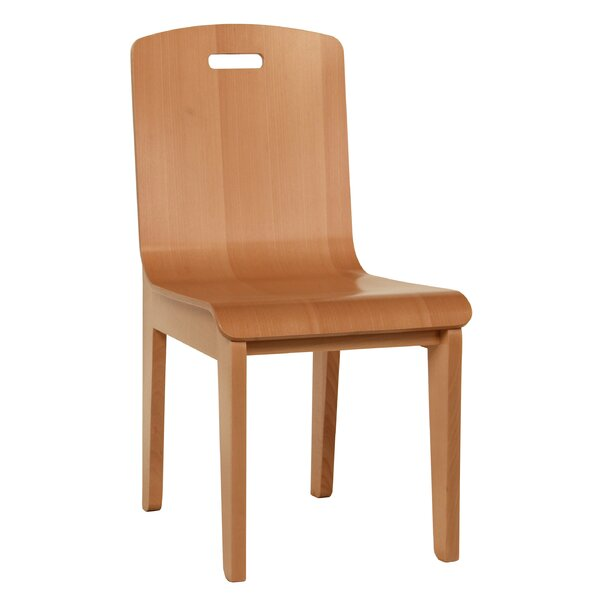 Bent Dining Chair (Set of 2) by Adriano Adriano