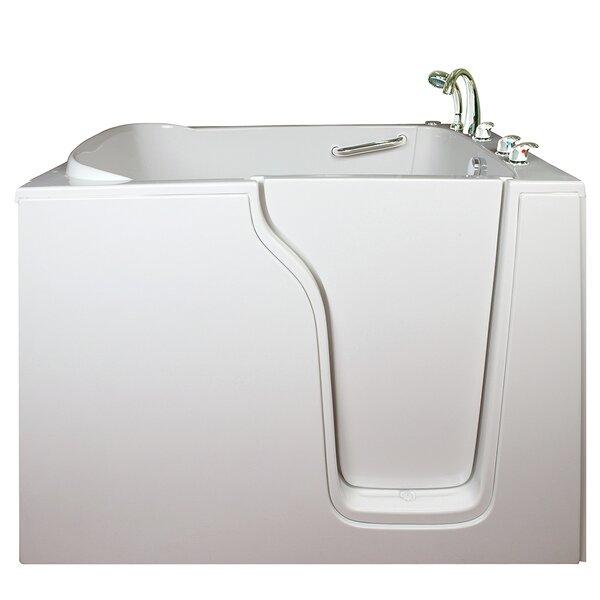 Bariatric Air Massage Walk-In Tub by Ella Walk In Baths