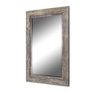 Coastal Beveled Accent Mirror