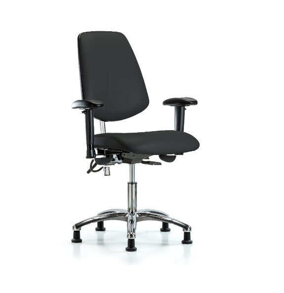 Laisha Desk Height Ergonomic Office Chair by Symple Stuff