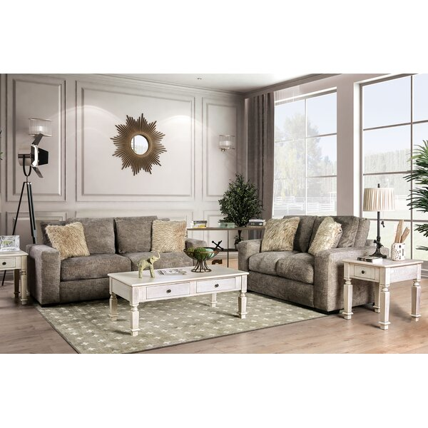 Best #1 James Configurable Living Room Set By Brayden Studio Spacial Price
