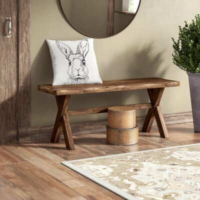 Wooden Benches You Ll Love In 2019 Wayfair