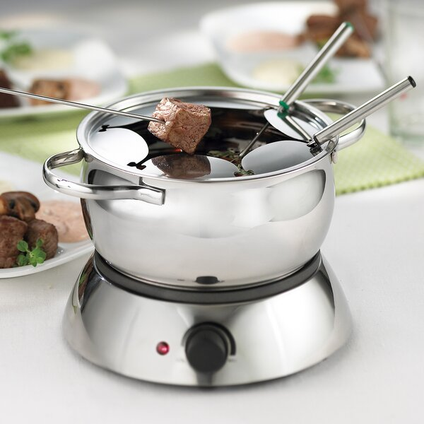 Alto 2.62 qt. 3-in-1 Electric Fondue Set by Trudeau Corporation