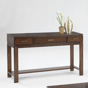 Miramar Console Table by Progressive Furniture Inc.