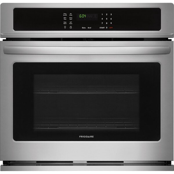 27 Self-Cleaning Electric Single Wall Oven by Frigidaire