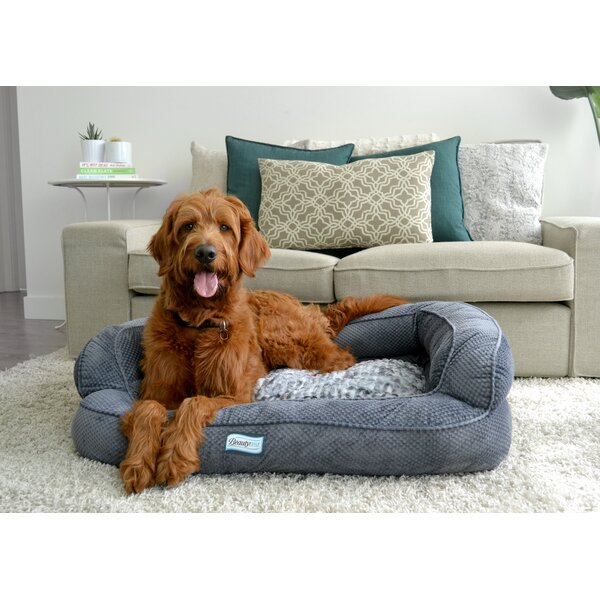 Beautyrest Colossal Rest Orthopedic Memory Foam Extra Large Bolster by R2P Pet Ltd.
