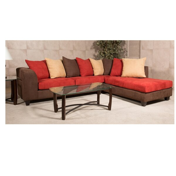 High Quality Cogdell Right Hand Facing Sectional by Latitude Run by Latitude Run