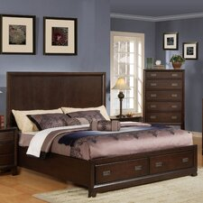 Bellwood Platform Bed by ACME Furniture