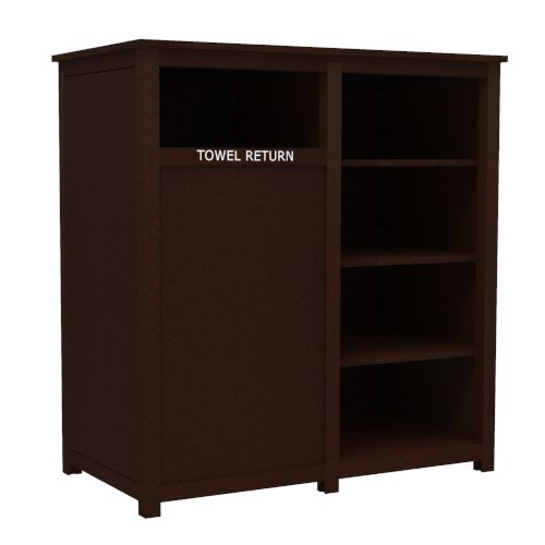 Classic Double Return 40 W x 42 H Cabinet by Arete