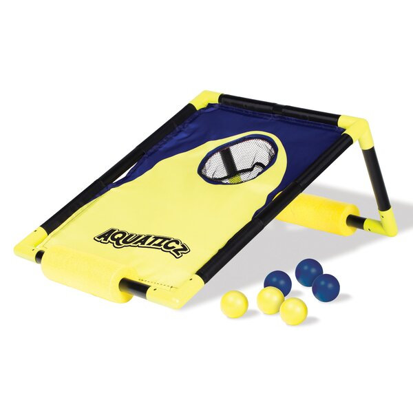 Aquaticz 7 Piece 1 Hole Ball Toss by Franklin Sports