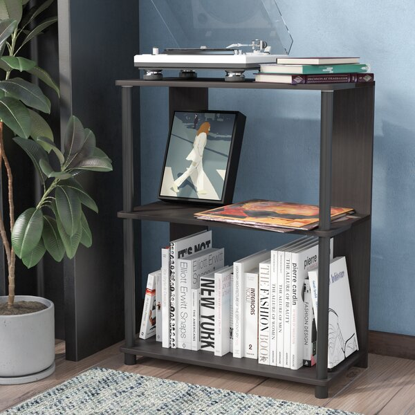 Crow Etagere Bookcase by Zipcode Design