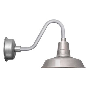 Best Deals Oldage LED Outdoor Barn Light By Cocoweb