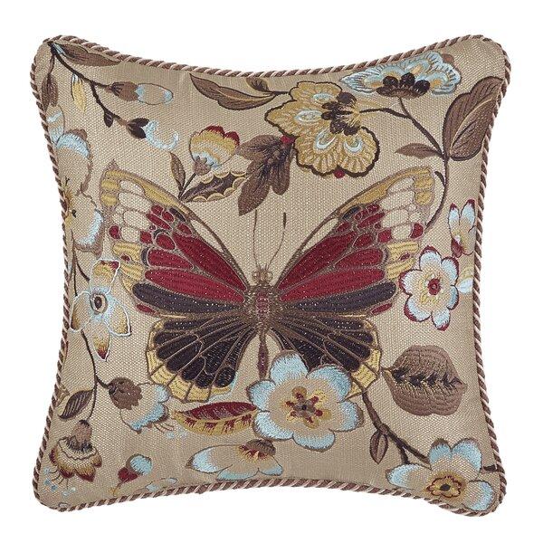 Finnegan Throw Pillow by Croscill Home Fashions