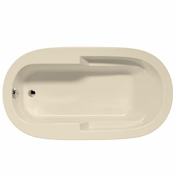 Marco 72 x 36 Soaking Bathtub by Malibu Home Inc.