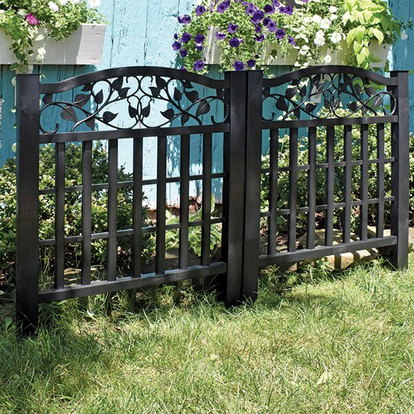 3 ft. x 2.7 ft. Decorative Accent Fence by Xpanse Select Vinyl Railing