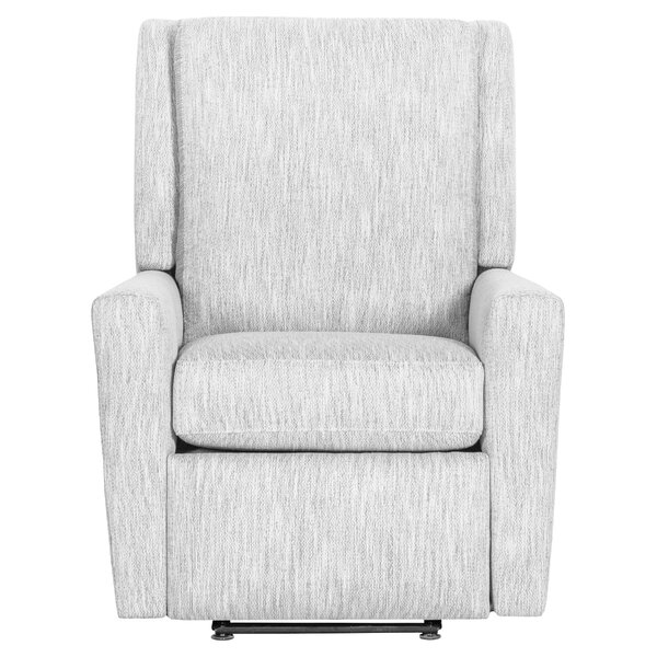 Leather Manual Recliner By Fairfield Chair